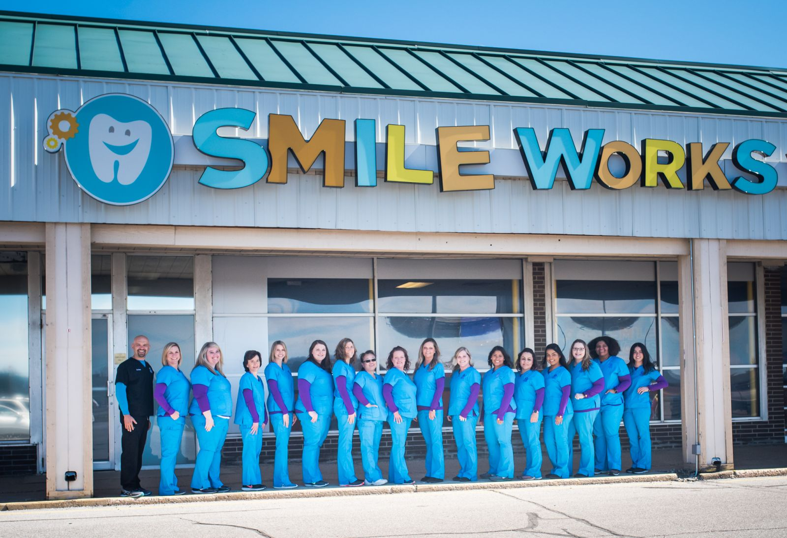 Pediatric Dentist Fort Wayne IN | SmileWorks Youth Dentistry